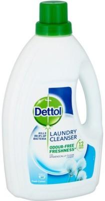 Dettol Laundry Cleanser Fresh Cotton(1 L)