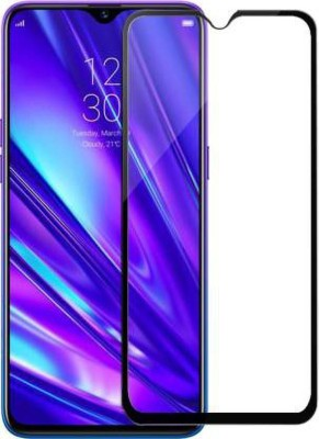ZIVITE Edge To Edge Tempered Glass for Realme XT, Realme X2(Pack of 1)