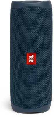 JBL Flip 5 20 W Bluetooth Speaker(Blue, Stereo Channel)