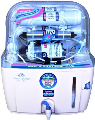 Aqua Fresh swift Mineral+ro+uv+uf+tds 15 L 15 L RO + UV + UF + TDS Water Purifier(White, Blue)