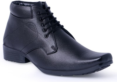 Kzaara Lace Up For Men(Black)
