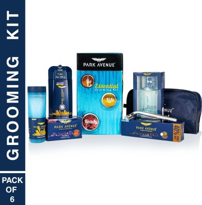 Park Avenue Essential Grooming Kit  (7 Items in the set)
