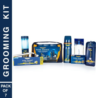 Park Avenue Good Morning Grooming Kit  (7 Items in the set)
