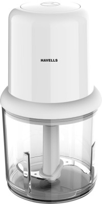 Havells CORAL CHOPPER 200W 250 W Food Processor(White)