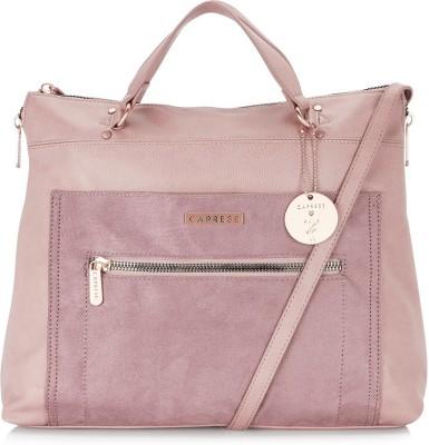 Caprese Women Pink Satchel