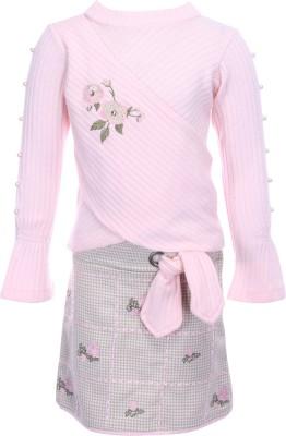 Cutecumber Girls Party(Festive) Top Skirt(Pink)