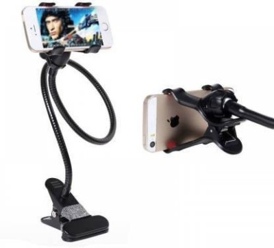 ROQ Smarty Universal Flexible 360�° Snake Style Stand for Apple iPhone/Samsung/Android Long Lazy Car Mobile Holder