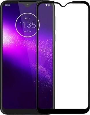 EASYKARTZ Edge To Edge Tempered Glass for Motorola One Macro(Pack of 1)