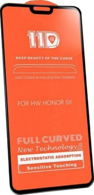 Novo Style Tempered Glass Guard for Honor 8X(Pack of 1)