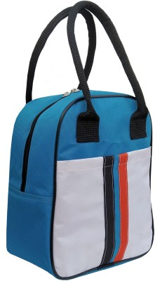 Aafeen Sky Blue Office Use Waterproof Lunch Bag(Blue, 5 L)