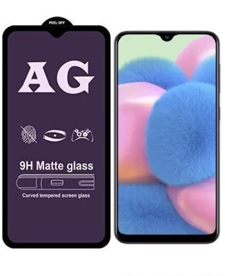 Snatchy Edge To Edge Tempered Glass for Samsung Galaxy A30s(Pack of 1)