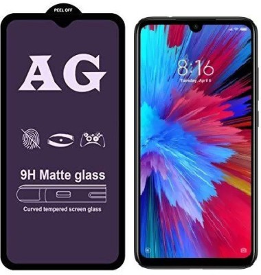 Snatchy Edge To Edge Tempered Glass for Redmi Note 7, Redmi Note 7S, Redmi Note 7 Pro(Pack of 1)