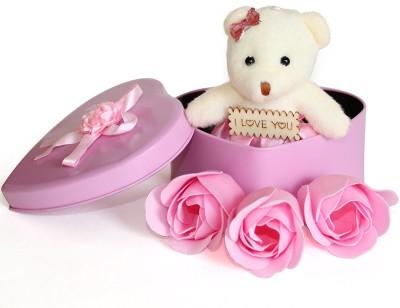 SKY TRENDS Artificial Flower Gift Set