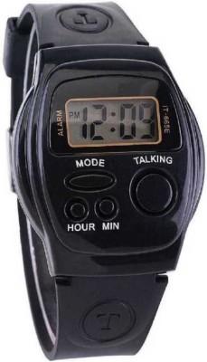 Fuerdanni Fr -3310- Spanish Voice Talking Watch For kids choice  Digital Watch  - For Boys