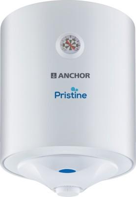 Anchor 15 L Storage Water Geyser (Pristine, White)