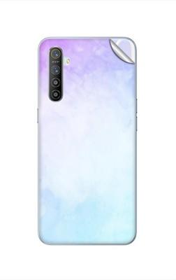 GADGETSWRAP GWAC-1845 Printed White Splash Realme XT Mobile Skin(Multicolor)