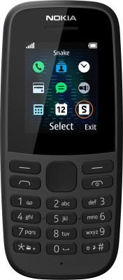 Nokia 105 SS(Black)