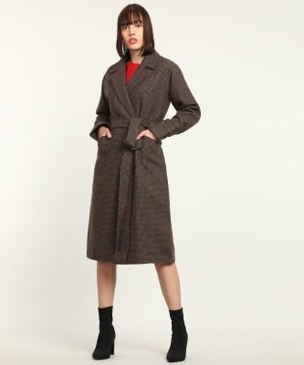 Tokyo Talkies Gentle Machine Wash Houndstooth Coat