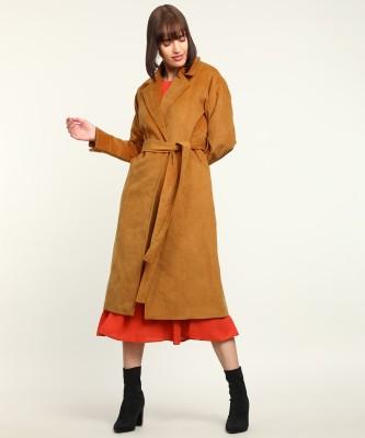 Tokyo Talkies Gentle Machine Wash Solid Coat