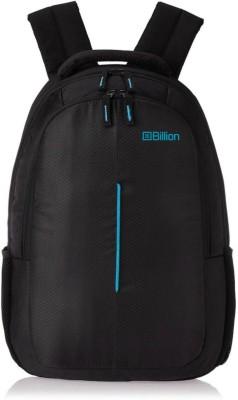 Billion Casual Backpack 25 L Backpack  (Black)