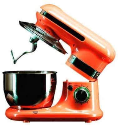 Hafele Glamline Series   Multifunctional Power Mixer 600 Mixer Grinder  1 Jar, Orange  Hafele Mixer Juicer Grinder