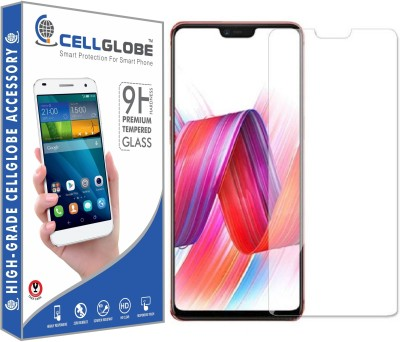 CELLGLOBE Edge To Edge Tempered Glass for Vivo V9(Pack of 1)