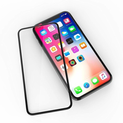 ITMOBIL Tempered Glass Guard for Apple iPhone XR(Pack of 1)