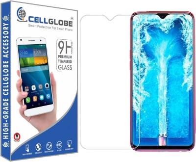 cellglobe Edge To Edge Tempered Glass for Vivo V11 Pro(Pack of 1)