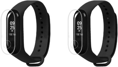 KIRARO Impossible Screen Guard for Mi Band M2(Pack of 2)