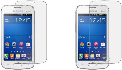 COZR Impossible Screen Guard for SAMSUNG GALAXY DUOS S7262(Pack of 2)