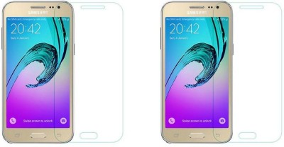 KIRARO Impossible Screen Guard for Samsung Galaxy J7 - 6 (New 2016 Edition)(Pack of 2)