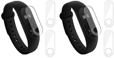KIRARO Impossible Screen Guard for Mi Band M3(Pack of 2)