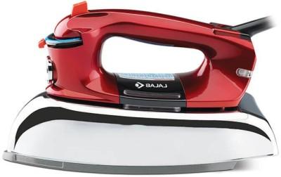 Bajaj Majesty Macho 2000 W Dry Iron(Red)