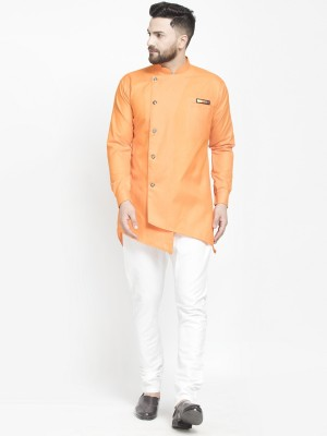 BENSTOKE Men Kurta and Pyjama Set