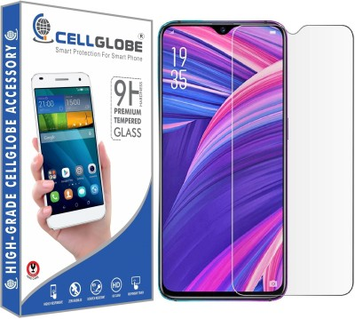 cellglobe Edge To Edge Tempered Glass for Oppo R17 Pro (Pack of 1)