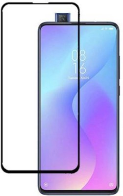 TRUE DESIRE Tempered Glass Guard for 6D Tempered Glass Full Edge-Edge Screen Protection for Redmi K20 Pro(Pack of 1)