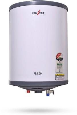 Kenstar 15 L Storage Water Geyser (FRESH 15L, white & grey)