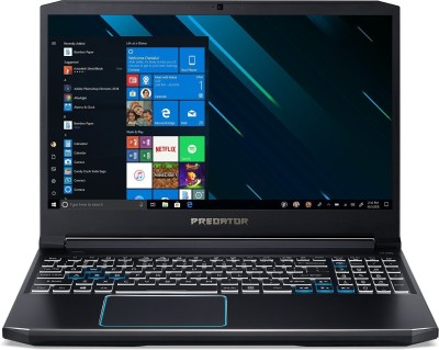 Acer Predator Helios 300 Core i5 9th Gen - (16 GB/1 TB HDD/256 GB SSD/Windows 10 Home/6 GB Graphics/NVIDIA Geforce GTX 1660 Ti) PH315-52-58DM/PH315-52-5520 Gaming Laptop(15.6 inch, Abyssal Black, 2.4 kg)