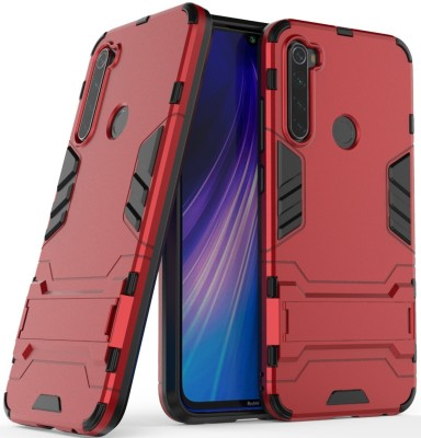 Wellpoint Back Cover for Realme XT, Plain, Case, Cover(Red, Grip Case)