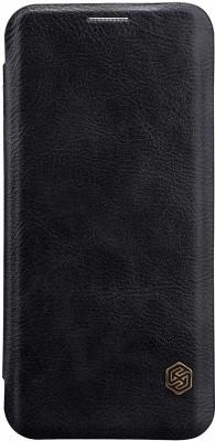 SVENMAR Flip Cover for Samsung Galaxy S9(Black, Hard Case)