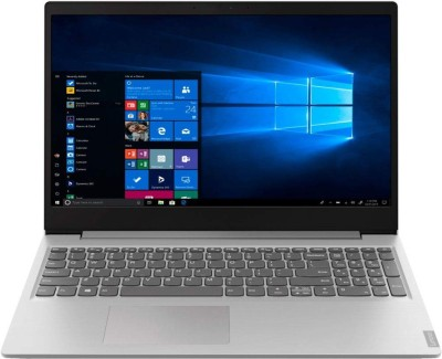 Lenovo Ideapad S145 APU Dual Core A6 A6-9225 - (4 GB/1 TB HDD/Windows 10 Home) S145-15AST Thin and Light Laptop(15.6...