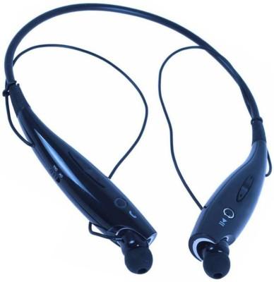 Kitgohut HBS-730 Wireless Bluetooth Headphone Mini mi V4.0 Bluetooth Bluetooth Headset(Black, In the Ear)