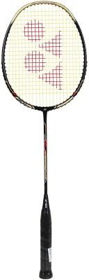 Yonex Arcsaber LIGHT 69 Gold, Black Strung Badminton Racquet(Pack of: 1, 77 g)