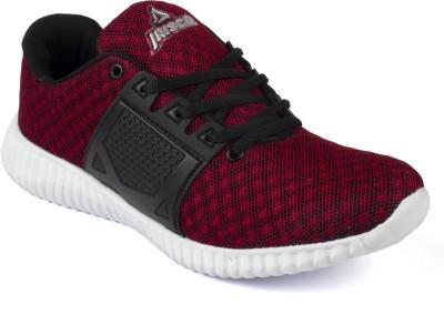 JAISCO Walking Shoes For Men(Red)