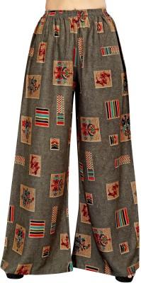 Hinayat Fashion Regular Fit Women Grey Trousers