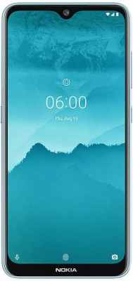 Nokia 6.2 (Ice White, 64 GB)(4 GB RAM)