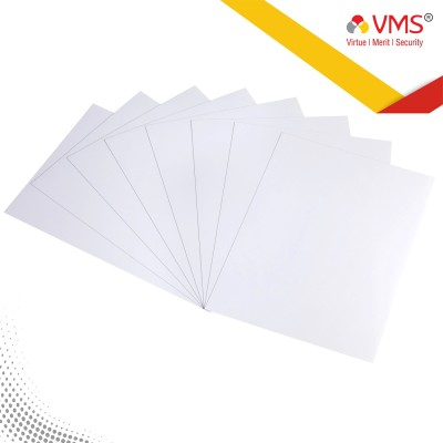 VMS Kodak 180 GSM 4R  4x6  Photo Paper High Glossy – Pack of 1  100 Sheets  Unruled 4R Inkjet Paper