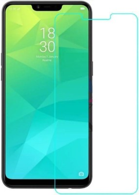 RockJon Impossible Screen Guard for Oppo A5(Pack of 1)