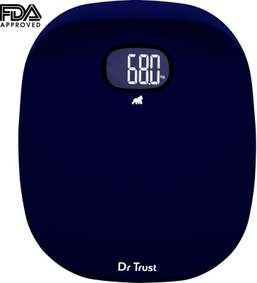 Dr. Trust (USA) ABS Absolute Digital Personal Weighing Scale Electronic Weight Machine For Human Body (Thermometer, Measuring Tape Included) Weighing...