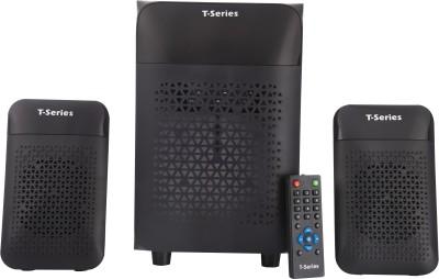 T-Series M-12 30 W Portable Bluetooth Home Theatre (Black, 2.1 Channel) 2.1 Home Cinema(AUDIO)